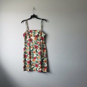 💥3/$25 NWT Forever 21 floral dress large